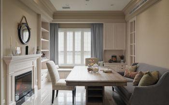 舒适法式家居装修效果图