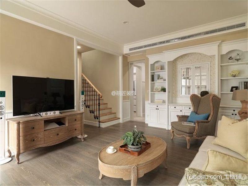 2020法式100平米图片 2020法式别墅装饰设计