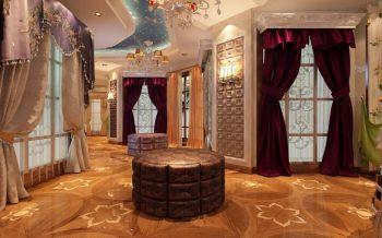 喜帘门过道装饰设计