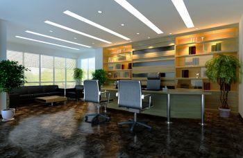立基大厦办公室装修效果图