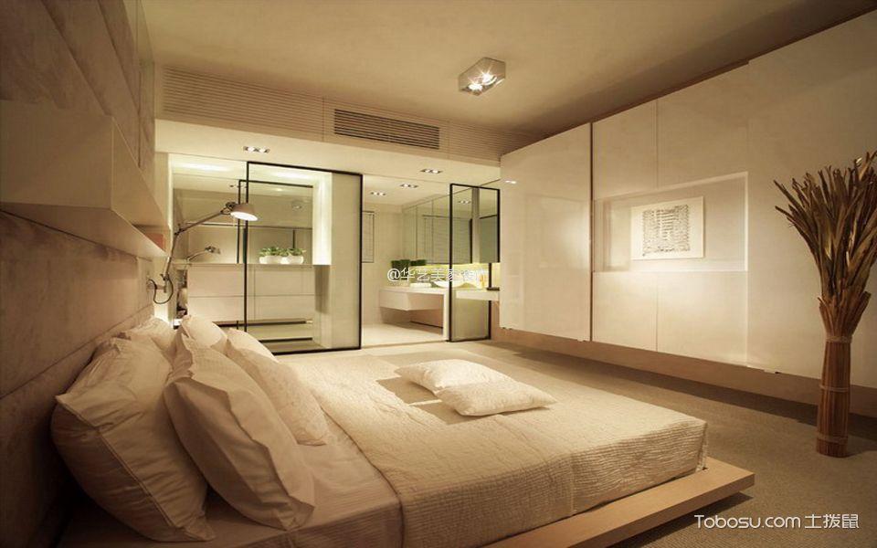 卧室 榻榻米_现代日式风格简约家居装修效果图