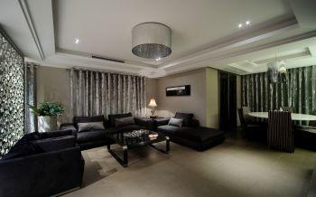 现代风格舒适家居设计效果图