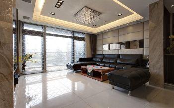 现代格调两居室装修图片