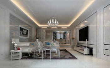 楼房家居设计现代欧式装修效果图