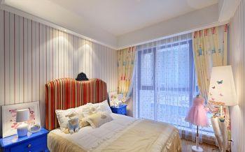 二居室简欧时尚风尚装修效果图