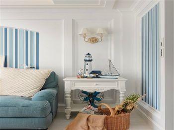 客厅地中海风格装修效果图