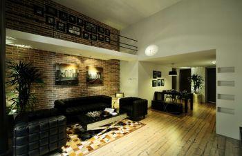 复式家居现代简约风格设计案例图