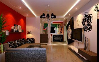 客户对现代简约风格的了解定义为简约风格。 客厅:客厅电视背景墙以独特的材质进行分割整个空间,空间的层次感强,布艺沙发,简约不简单的顶面,空间整洁 餐厅:此空间和客厅贯穿一体,选用了以新型材质进行空间规划,让整个空间层次感很强。