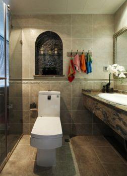 卫生间欧式风格装修效果图