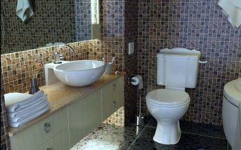 卫生间简约风格效果图