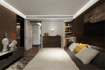 卧室现代简约风格效果图