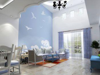 复式家居地中海装修风格设计图