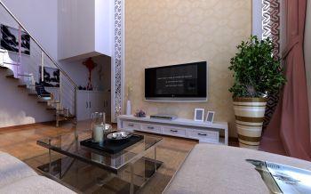 现代楼房家居室内装修案例效果图