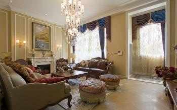 别墅家居新古典装修实拍案例图