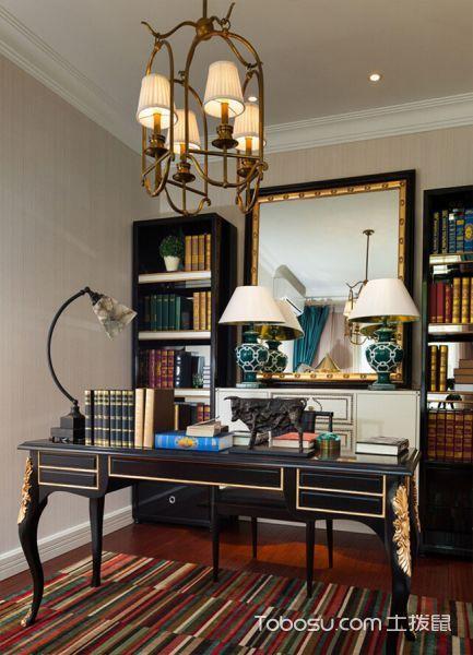 2020法式110平米装修图片 2020法式二居室装修设计