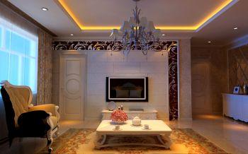 金色家园简欧风格案例设计效果