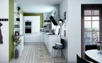 岱山福润城现代简约风格二居室装修效果图