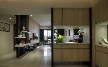 红豆香江豪庭现代简约风格装修图片