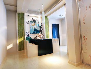 简约风格两室两厅家装案例效果图