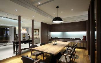 餐厅吊顶欧式风格装潢效果图