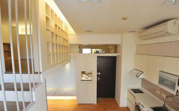 自建简约风小复式家居案例图片