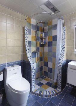 卫生间欧式风格装潢设计图片