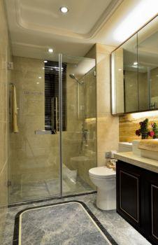 卫生间现代欧式风格装饰图片