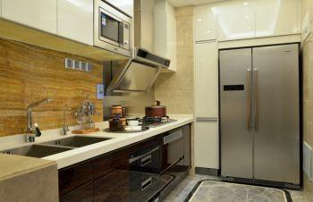 厨房现代欧式风格装饰设计图片