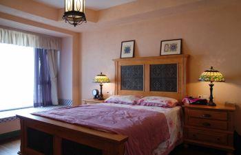 卧室混搭风格装修设计图片