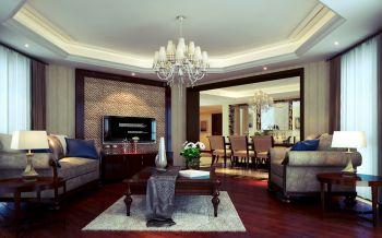 2020现代欧式150平米效果图 2020现代欧式别墅装饰设计