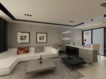 2020简约150平米效果图 2020简约套房设计图片
