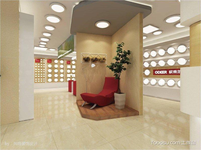 欧帝尔照明专卖店沙发装饰设计