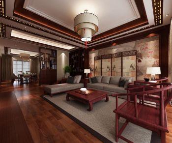 12万预算120平米四室两厅装修效果图