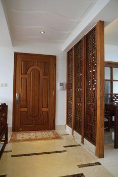 玄关中式风格装修设计图片