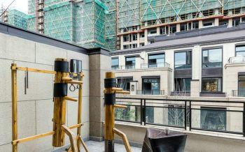 阳台中式风格装修图片