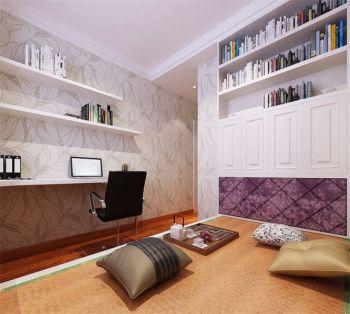 儿童房榻榻米现代简约风格装修设计图片