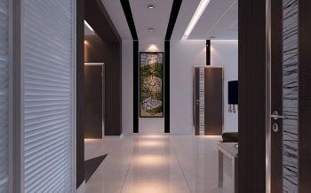 走廊简约风格装修设计图片