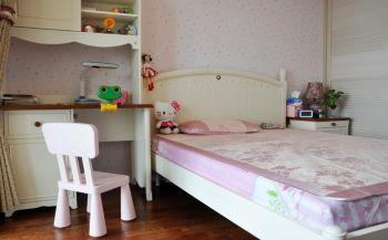 儿童房美式风格装饰设计图片