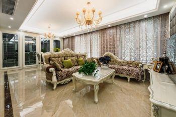 8.3万预算120平米四室两厅装修效果图
