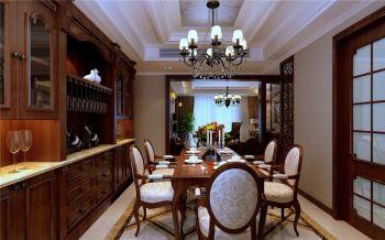 餐厅美式风格装饰设计图片