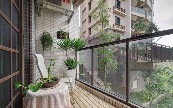 紫金·奥玲花园混搭大户型设计效果图
