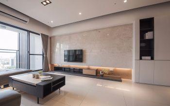 完美简欧客厅装修效果图