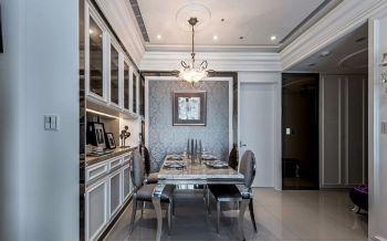 餐厅吊顶欧式风格装修图片