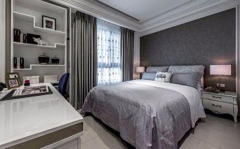 卧室欧式风格装饰设计图片