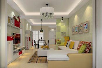 10万预算120平米四室两厅装修效果图