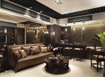 四居室新古典装修风格案例图