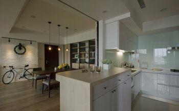 现代风格舒适安居装修效果图