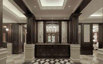 玄关门厅欧式风格装修设计图片