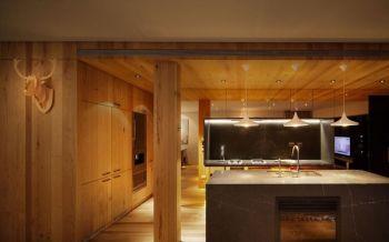 厨房门厅简约风格装饰设计图片