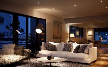 简约风格家庭装修设计案例